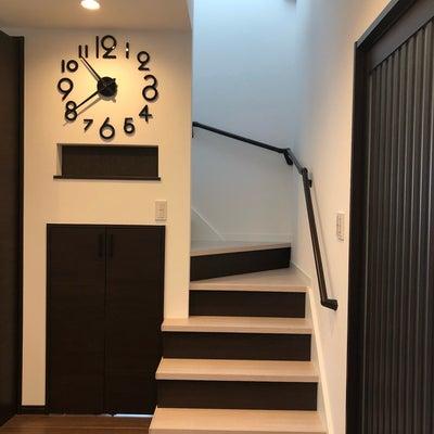 入居後web内覧会【階段&ホール】の記事に添付されている画像