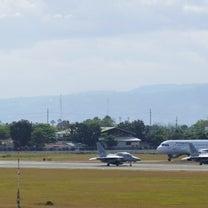 フィリピンの戦闘機と旅客機の記事に添付されている画像