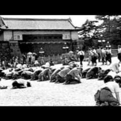 昭和20年、玉音放送の謎 天皇陛下に措かせられましては・・・の記事に添付されている画像