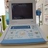 エコー診断機。の画像
