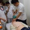 帝塚山リハビリテーション病院看護部 急変時対応研修の画像