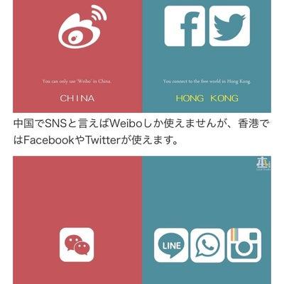 初めての中国!中国と香港は違うらしいの記事に添付されている画像