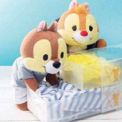 ぬいもーずチップとデール登場記念オリジナルケースプレゼント!の記事に添付されている画像