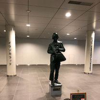 ミドリーマンと札幌駅の記事に添付されている画像