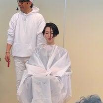 元祖カリスマ美容師☆ヘアショー拝見^o^の記事に添付されている画像
