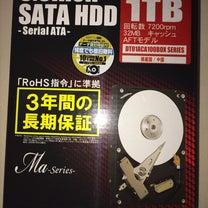 HDD 1TBの記事に添付されている画像