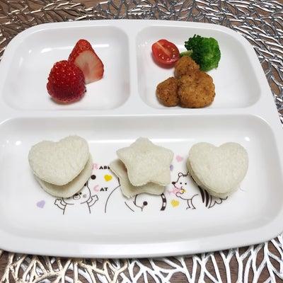 *ミィちゃんごはん〜セリア商品で子供喜ぶサンドイッチ!*の記事に添付されている画像