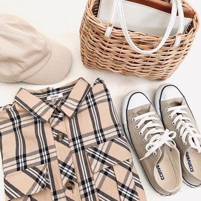 【しまむら】アウター感覚で羽織れる優秀シャツ!!の記事に添付されている画像