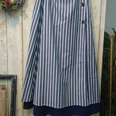 リバーシブルのスカート♪の記事に添付されている画像