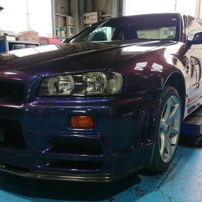 Midnight purple3 BNR34の記事に添付されている画像