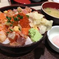 赤羽の駅ナカで手軽に海鮮丼「築地一功」の記事に添付されている画像