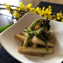 ご飯が進む!!旬の山菜『うど』☆ニンニク醤油漬けの記事に添付されている画像
