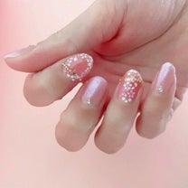 ダイソーの可愛い桜ネイルシールで簡単に春ネイルスタート!の記事に添付されている画像
