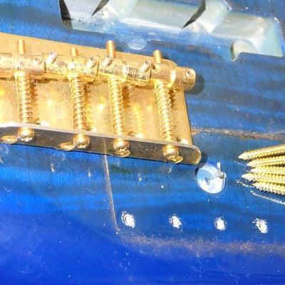 ③FERNANDES FRB-42 ブリッジ補強 フィアット500の記事に添付されている画像