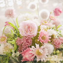 ★お花をイチから学びに♡生徒様作品★の記事に添付されている画像