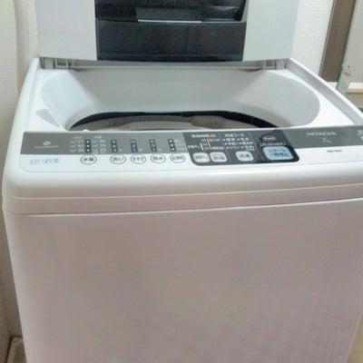 「中古の洗濯機」買った結果の記事に添付されている画像