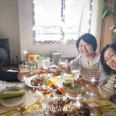 宮崎!岡山!遠い所からご近所さんまで、皆さんのご参加に深謝!【神戸パン教室・おもの記事に添付されている画像