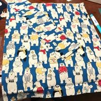 リバーシブル三角巾大人用ゴムタイプの記事に添付されている画像