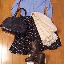 UNIQLO ×GU アイスブルーな春コーデ♪の記事に添付されている画像