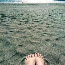 地球にアース @鎌倉材木座海岸の記事に添付されている画像