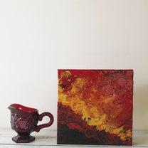 メイヤー久美子 今日の1枚とヴィンテージガラスの記事に添付されている画像