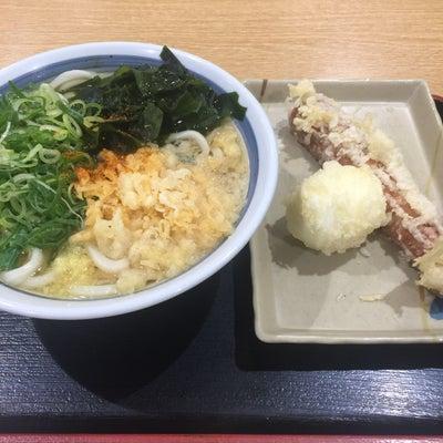 元祖セルフうどんの店 竹清で昼食の記事に添付されている画像