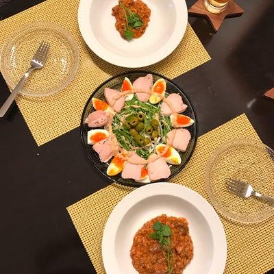 リゾット や お刺身 や 海鮮丼 やの記事に添付されている画像