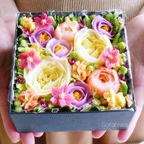 【神戸新聞】にフラワーケーキが掲載されましたの記事に添付されている画像