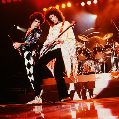 Queen ライブ メドレー集の記事に添付されている画像