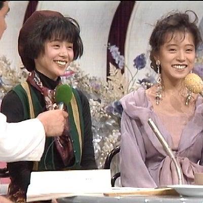 中森明菜〈18〉小泉今日子〈6〉SOSの記事に添付されている画像