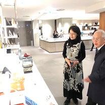 インテリア「恩師」と仰ぐ伝統工芸士、江戸小紋染めの青木啓作先生の記事に添付されている画像