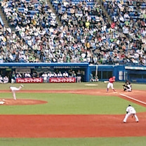 関東にも球春到来!ヤクルト3―4広島⚪(神宮球場)の記事に添付されている画像