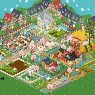 【68】ハルのお庭探訪~美観地区・おねぇさんの庭の記事に添付されている画像