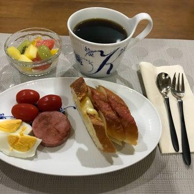 赤と黄色の朝食の記事に添付されている画像