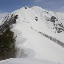 【登山】上越の「白毛門」に登ってきましたの記事に添付されている画像