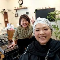 ゴッホカラーでまとまるツヤ髪に♪の記事に添付されている画像