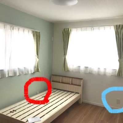 子ども部屋のコンセントの高さを後悔中…【追記あり】の記事に添付されている画像