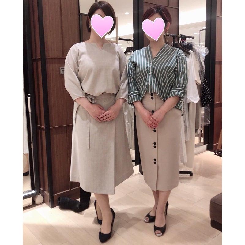 8c8e759d9b9 楽しいグループ同行ショッピング | 垢ぬけた印象美人になるブログ♡大阪 ...