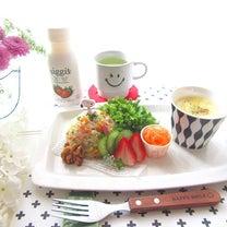 今日の料理と買物の記事に添付されている画像