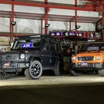 G350d G63クレイジーカラーリミテッド 販売車輌 紹介 HDP 柏市の記事に添付されている画像