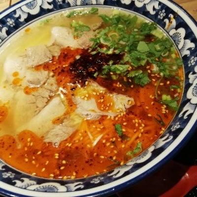 牛肉拉麺とSADAHARU AOKIの記事に添付されている画像