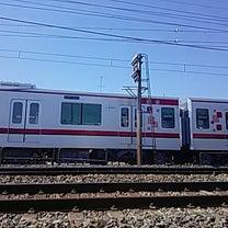 東武電車と秩父線の電車の記事に添付されている画像
