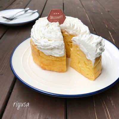 【焼くまで10分】混ぜて焼くだけ!!卵のクリームケーキの記事に添付されている画像