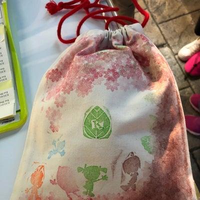 キッザニア東京エコショップ 巾着型は本日ラストの記事に添付されている画像