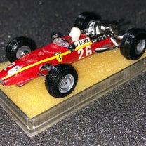1/66 Safir-Champion Ferrari 312 F-1の記事に添付されている画像
