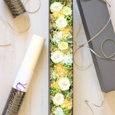 ☆遠方の卒業式で恩師へ贈る花の記事に添付されている画像