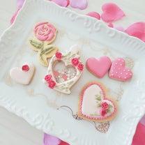 《レポ》バラのシャカシャカクッキーの記事に添付されている画像