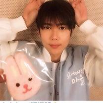 """ギュ☆""""失われた村"""" becky_korea様インスタよりの記事に添付されている画像"""