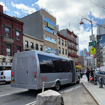 ニューヨーク★フラッシングでランチして、話題のハドソンヤードへの記事に添付されている画像