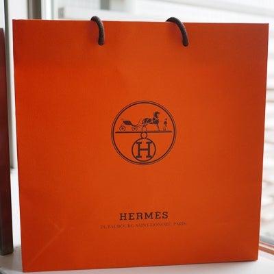 お誕生日はレアな【HERMESエルメス】をご褒美に♪の記事に添付されている画像